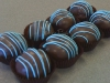 Custom Blueberry Cake Balls
