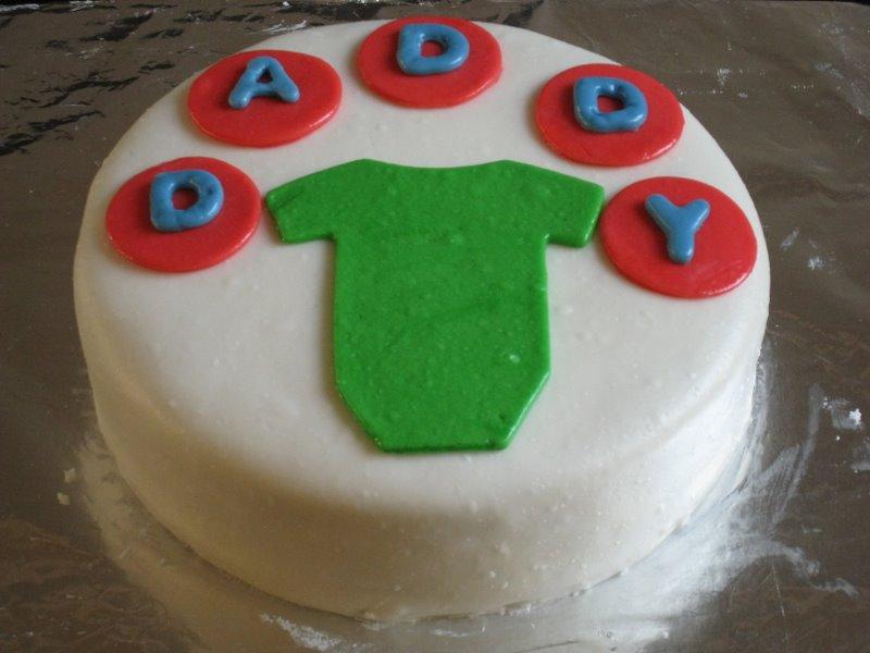 Custom Vanilla Cake