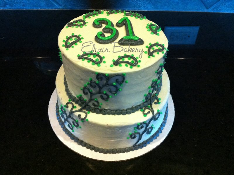 31st Birthday Cake