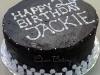 8 Inch Buttercream & Fondant Cake
