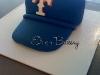 Texas Rangers Cap Cake
