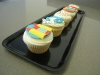 Bounce House Cupcakes