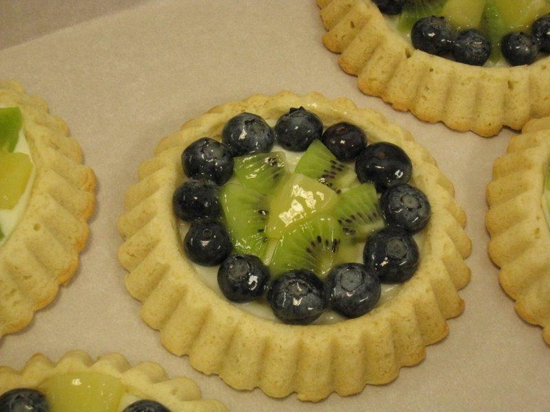 Fruit Tartlet