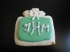 Custom Wedding Shower Cookies